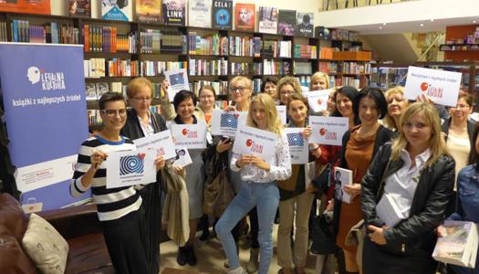 Księgarnia Marzeń rusza wPolskę
