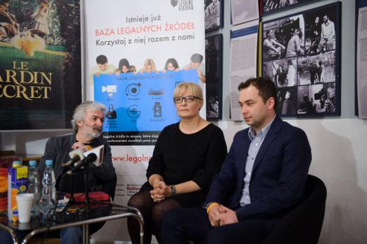 Konferencja iwarsztaty podczas Tarnowskiej Nagrody Filmowej