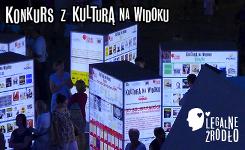 Wakacyjny Konkurs zKulturą Na Widoku