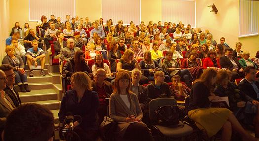 Konferencja wTarnobrzegu