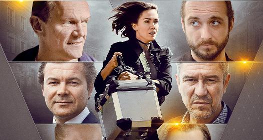 Volta - Plakat do filmu