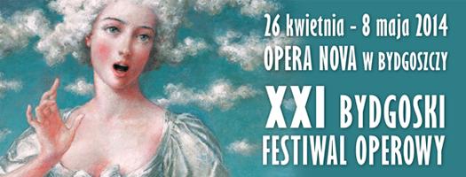 XXI Bydgoski Festiwal Operowy