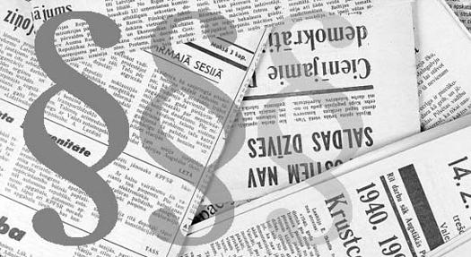 Prawne aspekty cyfryzacji archiwów prasowych