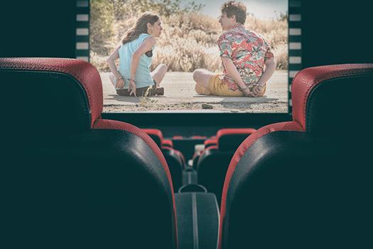 Profesjonalne kino objazdowe Outdoor Cinema rusza wwalentynkową trasę