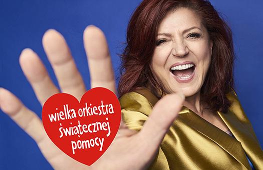 Wspólne muzykowanie zUrszulą Dudziak dla WOŚP!