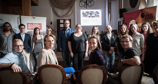 Warsztaty dla uczestników 48 Hour Film Project wWarszawie