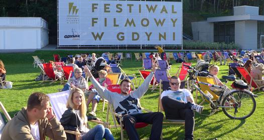 Legalna Kultura na Festiwalu Filmowym wGdyni