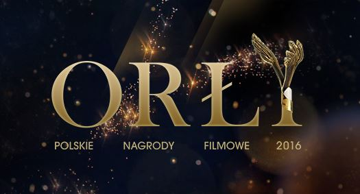 Oto nominowani do Polskich Nagród Filmowych Orły 2016