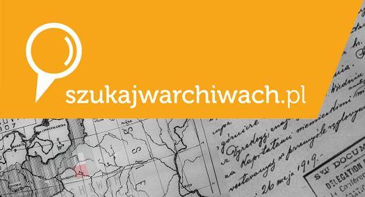 Prawie 800 tys. nowych skanów wserwisie szukajwarchiwach.pl