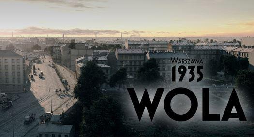 Warszawa 1935: Wola – dalszy ciąg fenomenalnej animacji