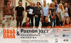 Dagadana iPoznań Jazz Philharmonic Orchestra na 10-lecie zespołu