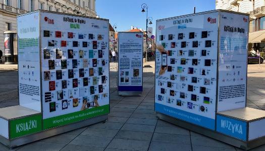 Kultura Na Widoku - plakaty dla bibliotek!