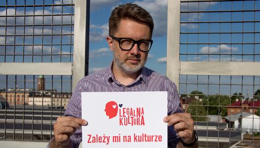 Michał Rusinek. Historia przez małe
