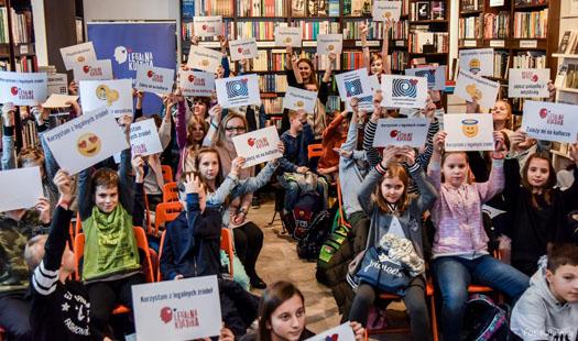 Księgarnia Marzeń - czytamy razem zJarosławem Boberkiem