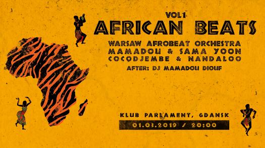 African Beats wgdańskim Parlamencie