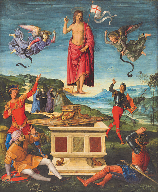 Wielkanoc, czyli uwolnienie miłości
