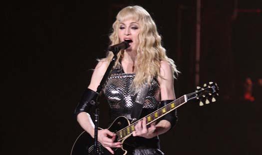 Cytat zasadny czy nie? Madonna zapłaciła Abbie za motyw muzyczny