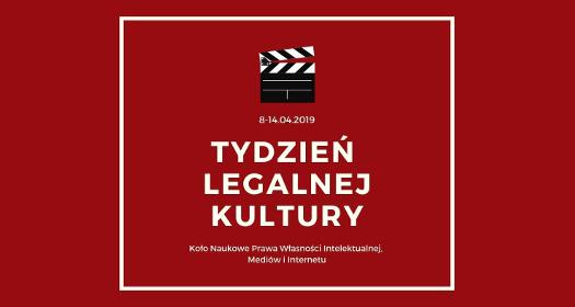 Tydzień Legalnej Kultury na Wydziale Prawa Uniwersytetu wBiałymstoku