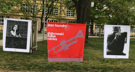 Wystawa Jazz Laundry wMiędzynarodowym Dniu Jazzu