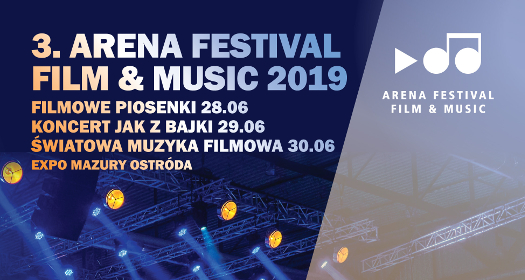 3. Arena Festival Film & Music