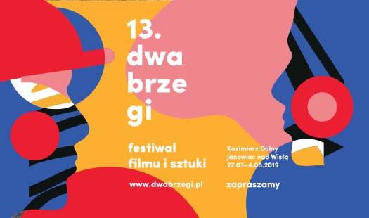 """13. Festiwal Filmu iSztuki """"Dwa Brzegi"""""""