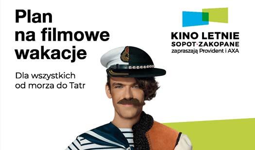 Festiwal Kino Letnie Sopot - Zakopane 2019