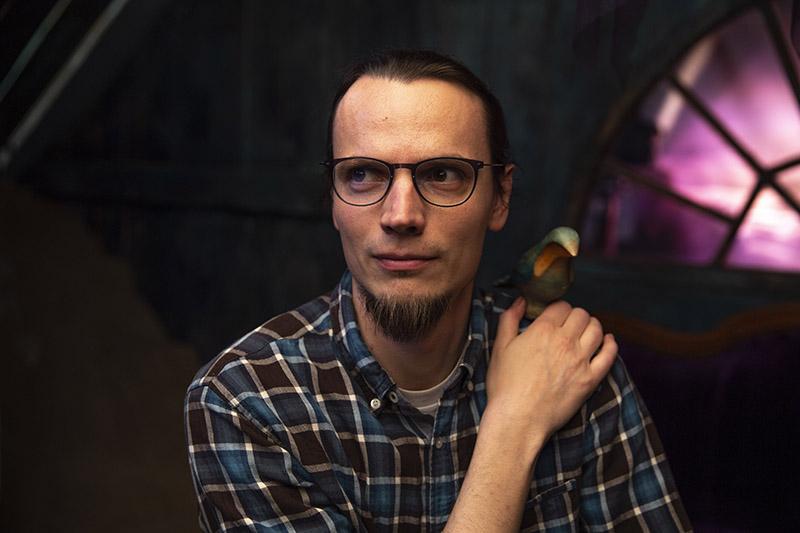 Jacek Piotr Bławut. Nie idę na skróty