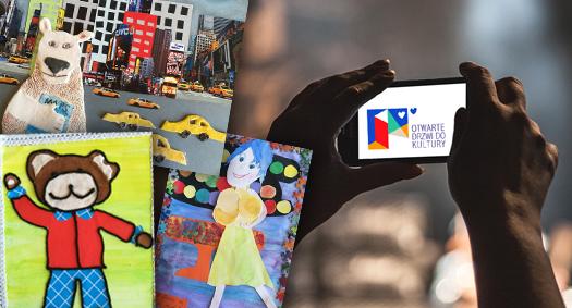 Plastyczne ifilmowe Drzwi do Kultury. Rozstrzygnięcie Konkursów ODDK