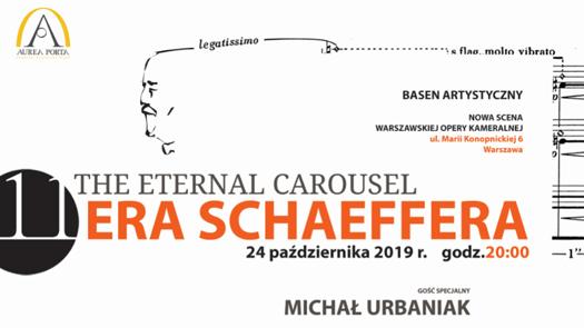 Konkurs - 11. edycja Festiwalu ERA SCHAEFFERA
