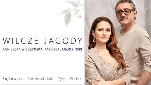 """Wygraj płyty """"Wilcze Jagody"""" Agnieszki Wilczyńskiej iAndrzeja Jagodzińskiego"""