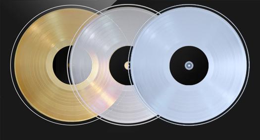 Zmiany wprzyznawaniu Złotych, Platynowych iDiamentowych Płyt