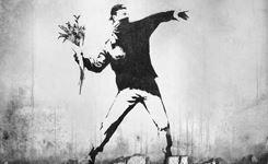 Czy zpowodu problemów zprawem autorskim wreszcie poznamy tożsamość Banksy'ego?