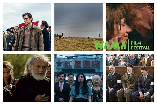 Filmy ze światowych festiwali na WAMA Film Festival wOlsztynie