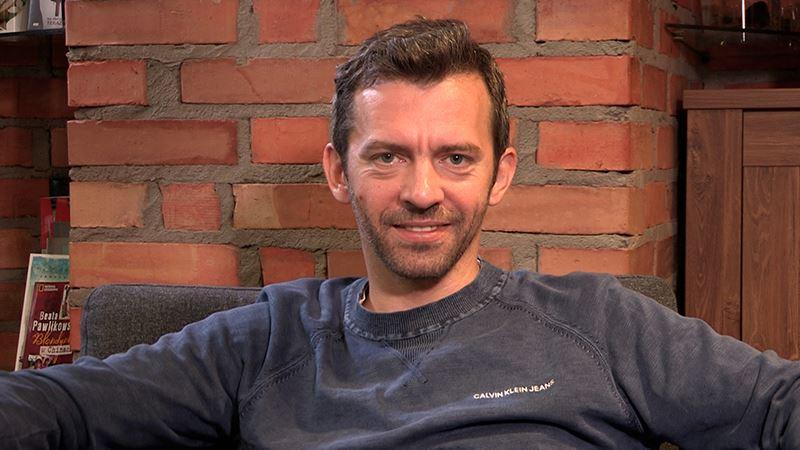 Interesuje mnie bycie kimś innym – Piotr Głowacki specjalnie dla Legalnej Kultury