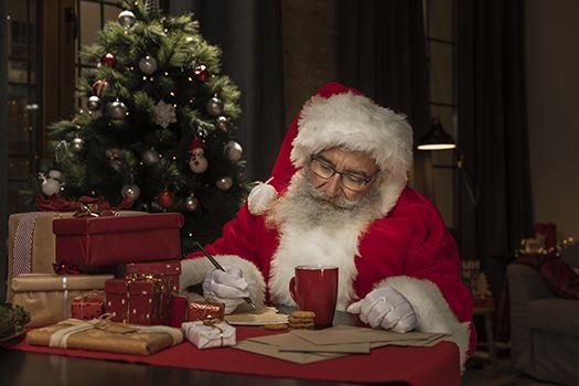 Do kogo należy wizerunek Św. Mikołaja?