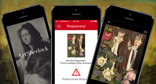 ArtSherlock - aplikacja do identyfikacji zrabowanych dzieł sztuki