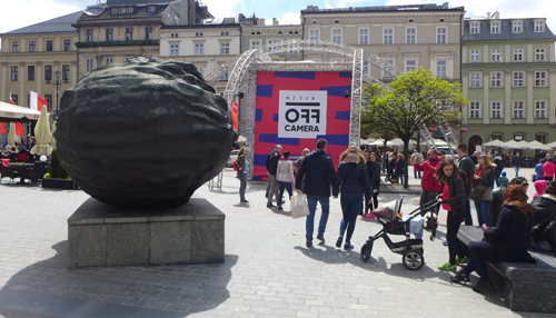 Legalna Kultura na Festiwalu Off Camera wKrakowie