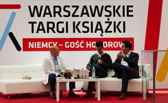 Warszawskie Targi Książki 2017