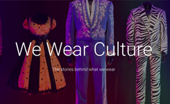 We wear culture - historia mody wirtualnie