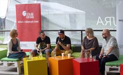 Abradab, Eskaubei iLegalna Kultura na Europejskim Stadionie Kultury