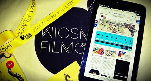 22 Festiwal Filmowy iArtystyczny WIOSNA FILMÓW