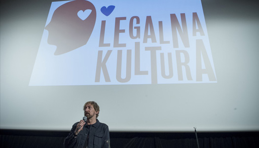 Legalna Kultura na Kinograniu wAugustowie