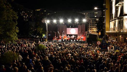 Singer Jazz Festival - gwiazdy jazzu wWarszawie