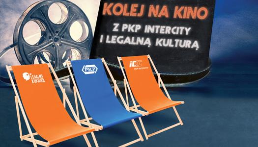 Kolej na Kino zPKP Intercity iLegalną Kulturą
