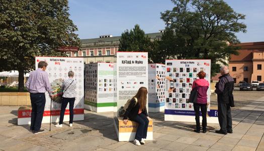 Kultura Na Widoku na Krakowskim Przedmieściu