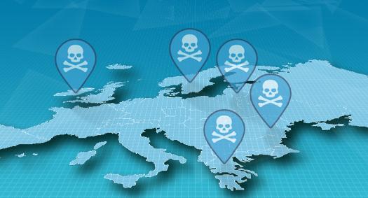 Raport MUSO. Europa liderem internetowego piractwa