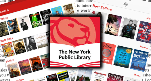 Tysiące cyfrowych książek wofercie New York Public Library