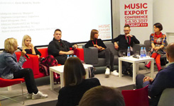 Relacja z Music Export Conference