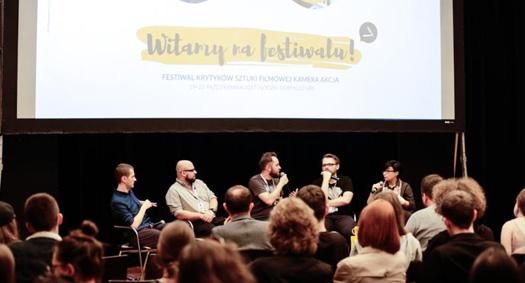 Legalna Kultura na Festiwalu Kamera Akcja