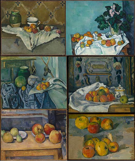 Łyk sztuki do kawy zPaulem Cézanne'em